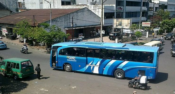 Bus Damri Bandung Mulai Berbenah, Siap Tingkatkan Layanan